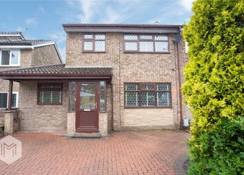 Thumbnail 4 bed semi-detached house for sale in Belgrave Drive, Radcliffe, Manchester, Greater Manchester