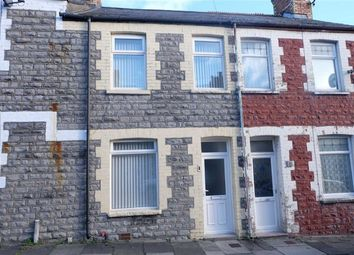 Thumbnail 3 bedroom terraced house for sale in Lee Road, Barry, Vale Of Glamorgan