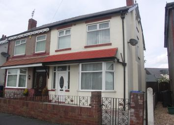 Thumbnail 5 bed semi-detached house for sale in West Drive West, Thornton-Cleveleys