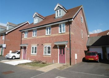 Thumbnail 3 bedroom semi-detached house for sale in Viscount Square, Herne Bay, Kent