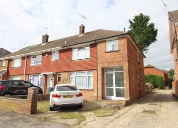 Thumbnail 3 bed end terrace house for sale in Rowlands Avenue, Waterlooville, Hampshire