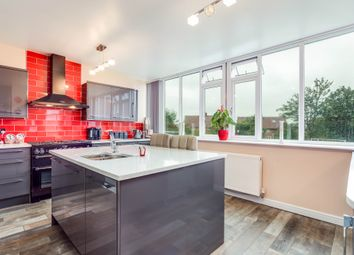Thumbnail 4 bed detached bungalow for sale in Westfield Lane, South Elmsall, Pontefract
