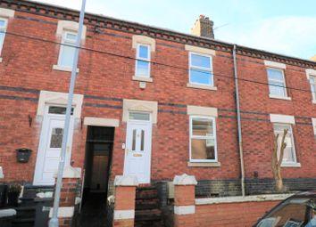 Thumbnail 3 bed terraced house for sale in Peel Street, Dresden, Stoke-On-Trent