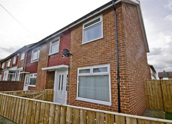 Thumbnail 3 bed end terrace house for sale in Dawlish Green, Middlesbrough