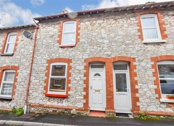 2 bed terraced house for sale in Pomeroy Road, Newton Abbot, Devon. TQ12