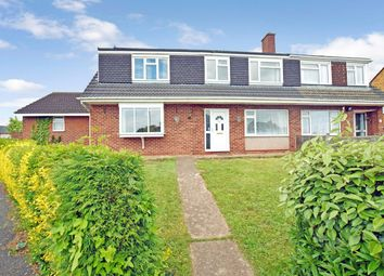 Thumbnail 4 bedroom semi-detached house for sale in Broadfields Road, Exeter