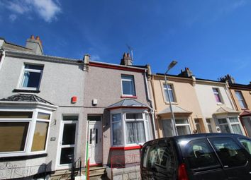 Thumbnail 3 bed property to rent in Victory Street, Keyham, Plymouth