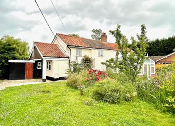 Thumbnail 3 bed cottage for sale in Silver Street, Besthorpe, Attleborough