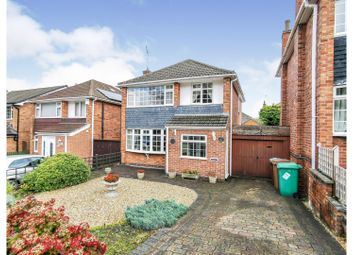 Thumbnail 3 bed detached house for sale in Shenfield Gardens, Nottingham
