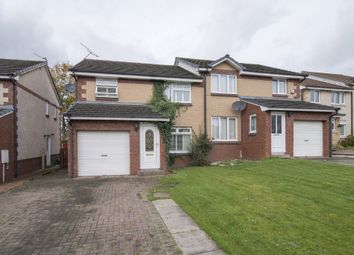 Thumbnail 3 bedroom semi-detached house for sale in 7 Lade Mill, Stirling