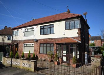 Thumbnail 3 bedroom property for sale in Marina Avenue, Denton, Manchester, Greater Manchester