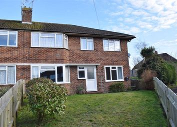 Thumbnail 2 bed maisonette for sale in Thurbans Road, Farnham, Surrey