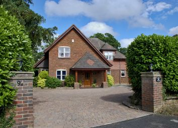 Thumbnail 5 bed detached house to rent in Brockenhurst, Hampshire