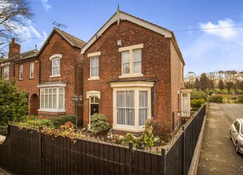Thumbnail 4 bed detached house for sale in Hamilton Fields, Burton-On-Trent