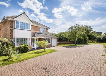 4 bed detached house for sale in Park Farm Way, Peterborough PE2