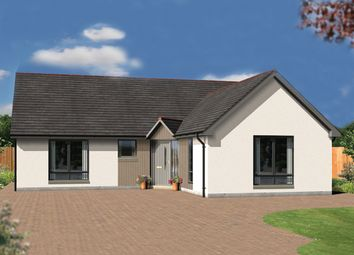 Thumbnail 3 bed detached bungalow for sale in 34 Carron Street, Nairn