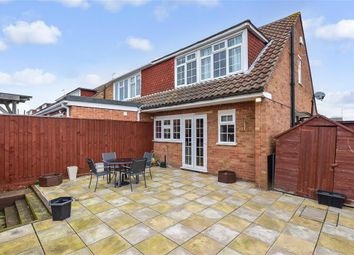 3 bed semi-detached house for sale in Whitehead Close, Dartford, Kent DA2