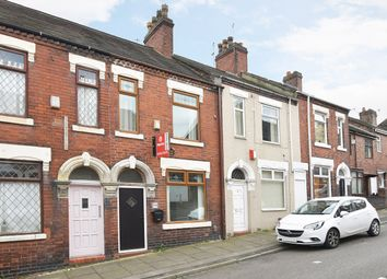 Thumbnail 2 bed terraced house to rent in Turner Street, Bircheshead, Stoke On Trent