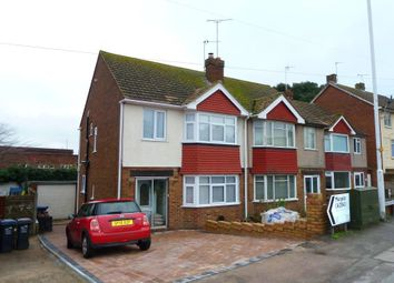 Thumbnail 3 bedroom semi-detached house to rent in Newington Road, Ramsgate