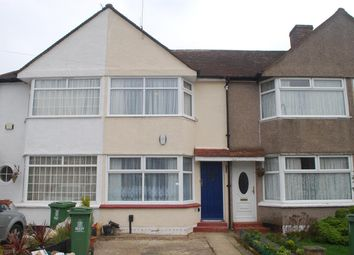 Thumbnail 2 bedroom terraced house to rent in Burns Avenue, Blackfen, Kent