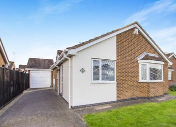 Thumbnail 2 bed bungalow for sale in Whittle Close, Whetstone, Leicester