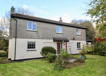 Thumbnail 3 bed detached house for sale in Valley Close, Perranwell, Goonhavern, Truro