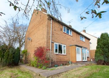 Thumbnail 2 bed semi-detached house for sale in Gower Road, Stone, Staffordshire