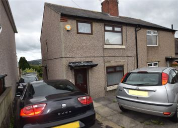 Thumbnail 3 bed semi-detached house to rent in Highfield Road, Keighley, West Yorkshire