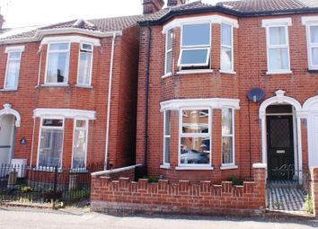 Thumbnail 3 bedroom semi-detached house to rent in All Saints Road, Ipswich, Suffolk