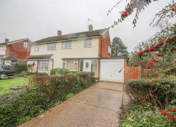 Thumbnail 3 bed end terrace house for sale in Chapel Field, Newhall, Harlow
