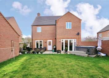 Thumbnail 4 bed country house for sale in Whinfell Close, Eaton Socon, St. Neots, Cambridgeshire