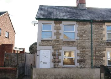 Thumbnail 2 bed semi-detached house for sale in Oxford Road, Calne