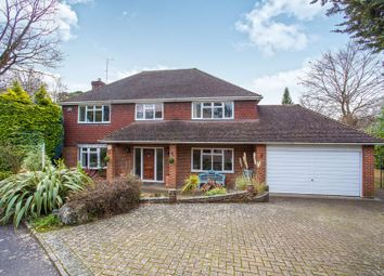 Thumbnail 5 bed detached house to rent in Norton Park, Ascot
