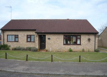 Thumbnail 3 bed detached bungalow to rent in Kestrel Avenue, Downham Market