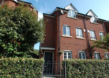 Thumbnail 5 bed town house for sale in Market Street, Radcliffe, Manchester