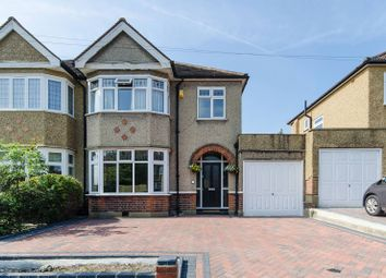 Thumbnail 4 bed semi-detached house for sale in Mount Drive, North Harrow