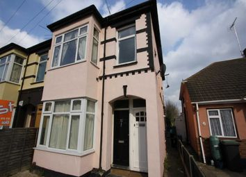 Thumbnail 1 bedroom flat to rent in Seaforth Avenue, Southend On Sea, Essex
