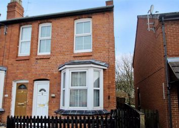 Thumbnail 2 bed semi-detached house for sale in Albert Road, Oswestry
