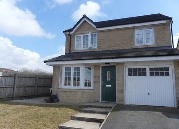 Thumbnail 4 bed detached house to rent in Coulthurst Gardens, Darwen
