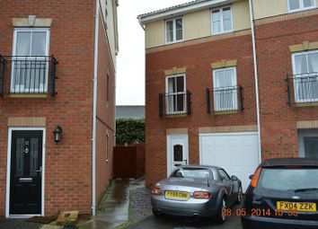 Thumbnail 3 bed end terrace house to rent in Rockingham Close, Lincoln