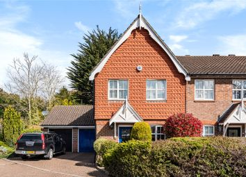 Thumbnail 3 bed end terrace house for sale in Royal Close, Orpington