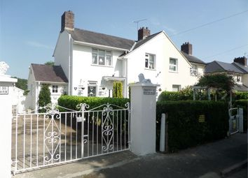 Thumbnail 3 bed semi-detached house to rent in Trewen Road, Caerwent, Caldicot