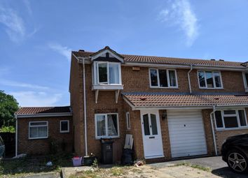 Thumbnail 4 bed semi-detached house for sale in Heathfield Drive, Mitcham