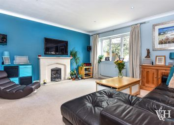 Thumbnail 4 bed detached house to rent in Delderfield, Leatherhead