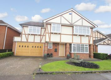 Thumbnail 5 bed detached house for sale in Martingale, Benfleet