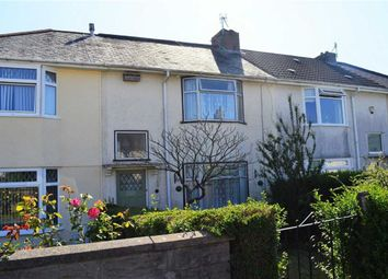 Thumbnail 2 bed terraced house for sale in Brondeg, Swansea