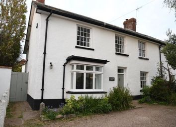 Thumbnail 4 bed cottage to rent in Mirey Lane, Woodbury, Exeter