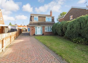 Thumbnail 3 bed detached house for sale in Cherry Way, Nafferton, Driffield