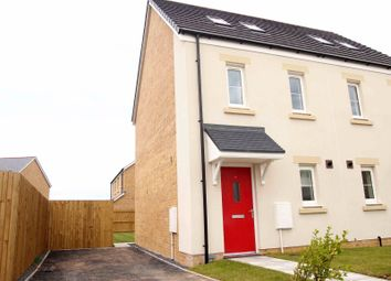 Thumbnail 3 bed terraced house to rent in Ffordd Y Meillion, Llanelli