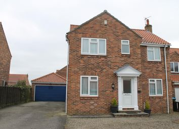 Thumbnail 4 bed detached house for sale in Moorfields, West Moor Lane, Raskelf, York